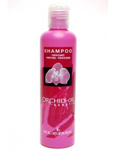 Kleral System Orchid Oil Shampoo - Шампунь с маслом орхидеи, 250 мл.