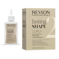 Revlon Professional Lasting Shape Curly Lotion Natural Hair №1 - Набор для завивки 3*100 мл