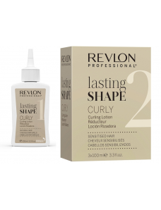 Revlon Professional Lasting Shape Curly Lotion Natural Hair - Набор для завивки для натуральных волос