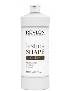 Revlon Professional Lasting Shape Curly Lotion Neutralizer - Нейтрализующий лосьон 850 мл