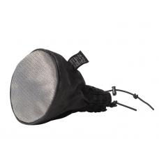 Y.S.PARK Mesh loop Diffuser - Диффузор для фена L, тканевый, черный