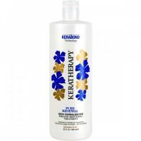 Keratherapy Pure Renevale Zero formaldehyde - Чистый кератин - Средство для восстановления и выпрямления структуры волос, 473 мл