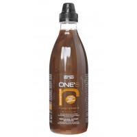 """Dikson """"Шоколад с орехами"""" Восстанавливающий шампунь с хитозаном для волос после хим.обработки , 1000 мл."""