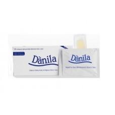 Dànila Cold Wax Strips For Face Холодный воск для лица в полосках  6 шт