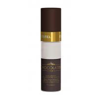 AKЦИЯ - Estel Chocolatier - Спрей двухфазный для волос «Шоколадная глазурь», 200 мл