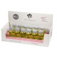 BBCOS Kristal Evo Lozione - Лосьон увлажняющий для волос, 12 ампул*12 мл.