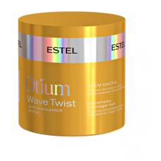 Estel Otium Twist - Крем-маска для вьющихся волос 300 мл