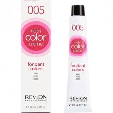 Revlon Professional Nutri Color PINK - Экспресс тонирующий бальзам с блеском для волос, 100 мл