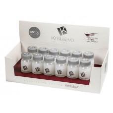 BBCOS Kristal Evo Nourishing lotion - Питательный лосьон для волос 12 ампул по 12 мл