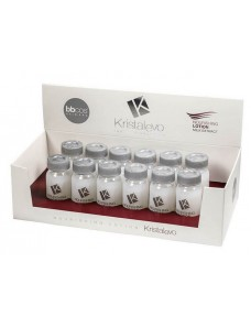 BBCOS Kristal Evo Nourishing lotion Питательный лосьон для волос 12 ампул по 12 мл