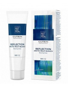 Cutrin Reflection Arctic Multi Bleach - Обесцвечивающая паста, 200 г