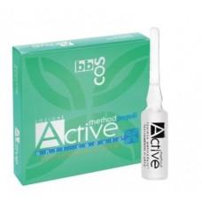 bbCOS Method ACTIVE Anti-Dandruff Lotion  - Лосьон против перхоти в ампулах, 12*8 мл.