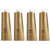 AKЦИЯ - Joico k-pak 4 step system - Набор для реконструкции волос: 4x100 мл