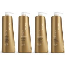 Joico k-pak 4 step system - Набор для реконструкции волос: 4x100 мл