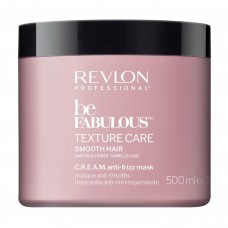 Revlon Professional Be Fabulous Smooth Hair Mask - Разглаживающая маска для волос, 200 мл/500 мл