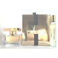 AKЦИЯ - Dolce & Gabbana The One - Подарочный набор (edp 50 + edp 7,4 roller)