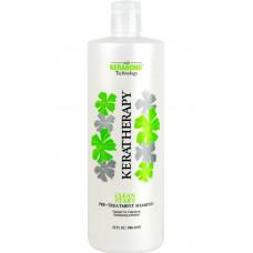 Diora Keratherapy Clean Start - Очищающий шампунь, 473 мл.