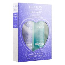 AKЦИЯ -Revlon Professional Equave Love Box Blonde - Подарочный набор для увлажнения светлых волос (shm/250ml + cond/200ml)