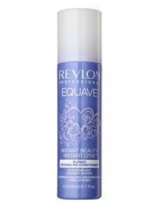 Revlon Professional Equave - Кондиционер для блондированых волос с кератином, 200 мл