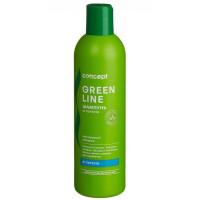 Concept Green line Anti-dandruff Shampoo - Шампунь от перхоти, 300 мл