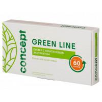Concept Green line Бустер с кератиновым экстрактом 10*10 мл
