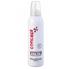 Concept Lamination elixir step 3 - Мусс-эликсир для поврежденных волос 200 мл