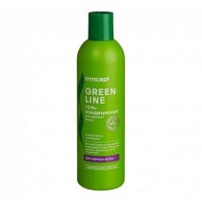 Concept Green line - Гель-кондиционер для жирных волос, 300 мл