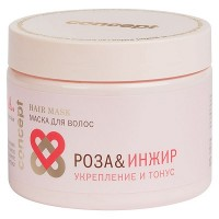 Concept SPA Mask - Маска для волос Роза - Инжир укрепление и тонус 350 мл