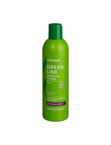 Concept Green Line - Шампунь-пилинг для жирных волос, 300 мл