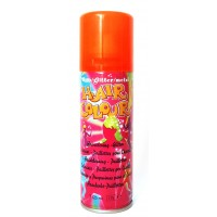 Fluo Hair Colour Orange - CПРЕЙ ДЛЯ BОЛОС OРАНЖЕВЫЙ, 125 мл