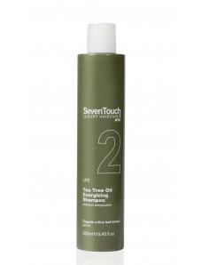 Seven Touch - Восстанавливающий шампунь с кератином и коллагеном 250 мл