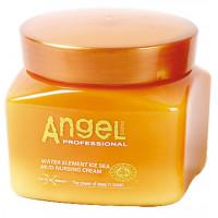 Angel Professional Water Element Ice Sea Mud Nursing Cream Крем-маска для волос с замороженной морской грязью, 1000 мл.