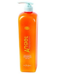 Angel Professional Marine Depth SPA Shampoo oily hair - Шампунь для жирных волос, 500/1000 мл.