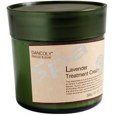 Dancoly Арома-крем для волос с маслом лаванды 300 мл.