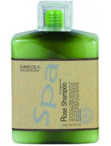 Dancoly Шампунь с маслом розы для поврежденных волос 300 мл.