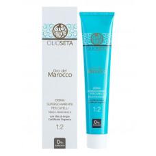 Barex Italiana Olioseta 1:2 - Суперосветляющая крем-краска для волос без аммиака, 100 мл