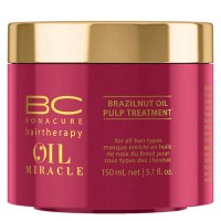 Schwarzkopf Professional Bonacure Oil Miracle Brazilnut Oil - Маска с маслом бразильского ореха