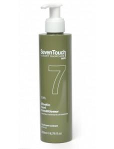 """Punti di Vista Seven Touch Elastic Curl Conditioner - Маска для вьющихся волос с кашемиром """"Идеальный локон"""", 200 мл"""