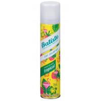 Batiste Dry Shampoo Tropical Coconut & Exotic - Сухой шампунь с экзотическим ароматом кокоса 200 мл