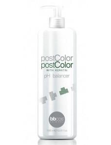 BBcos Post Color Balsam - Крем-бальзам с кератином восстанавливающий, 1000 мл