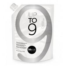 BBCOS Up to 9 - Обесцвечивающая пудра с анти-желтым эффектом 500 мл