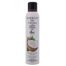 Biosilk Silk Therapy with Coconut Oil Whipped Volume Mousse - Мусс для объема 237 мл
