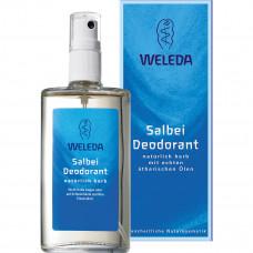 Weleda Salbei Deodorant - Дезодорант с шалфеем 100 мл