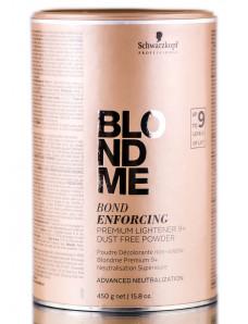 Schwarzkopf Professional BlondMe Premium Lift 9+ Осветляющая пудра 450 мл
