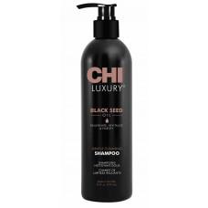 CHI Luxury Black Seed Oil Gentle Cleansing Shampoo - Нежный очищающий шампунь с маслом черного тмина