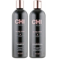 Набор CHI Luxury Shampoo +Conditioner  355 мл*2