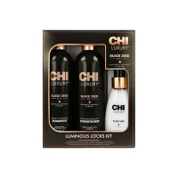 Набор CHI Luxury Shampoo +Conditioner +Leave-in Conditioner 118мл