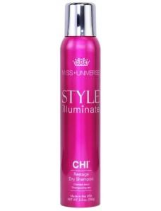 CHI Miss Universe Style Illuminate Restage Dry Shampoo Сухой шампунь Мисс Вселенная, 150 мл.