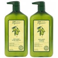 CHI Olive Organics - Набор для волос 340 мл*2