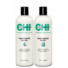 CHI Transformation System Formula B - Система для выпрямления волос 437 мл *2